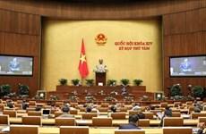 Parlamento de Vietnam prosigue octavo período de sesiones de trabajo