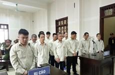 Condenan en Vietnam a pena de muerte a traficantes de drogas