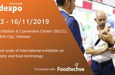 Impulsan en Vietnam cooperación comercial durante Foodexpo 2019