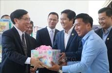 Ayuda Vietnam a fomentar hábitos de lectura en Camboya
