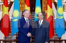 Propone Vietnam impulsar TLC con Unión Económica Euroasiática