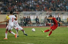 Vietnam vence a EAU y se aúpa al primer puesto de su grupo en eliminatoria para Mundial 2020