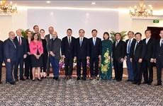 Ciudad Ho Chi Minh y estado alemán de Hessen refuerzan relaciones en diversos sectores