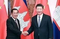Iniciarán China y Camboya negociación para tratado bilateral de libre comercio