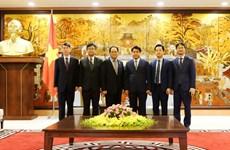 Promete Hanoi óptimas condiciones para inversores surcoreanos