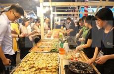 Nutrida participación en Festival de Comida Internacional de Ciudad Ho Chi Minh