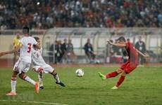 Ensalza prensa surcoreana victoria de Vietnam ante EAU en eliminatoria de Copa Mundial 2022