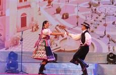Inauguran semana cultural húngara en Can Tho