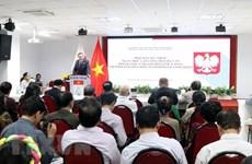 Celebran fiesta nacional de Polonia en Ciudad Ho Chi Minh
