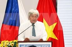 Conmemoran en Ciudad Ho Chi Minh Día Nacional de República Checa