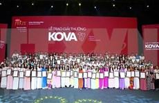 Honra Vietnam a científicos y estudiantes destacados