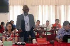 Dispuesto Banco Mundial a cooperar con provincia vietnamita de Phu Yen