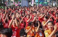 Se suma ciudad de Vietnam a Semana Internacional de Bondad
