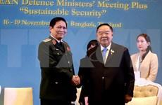 Sostiene ministro de Defensa de Vietnam reuniones al margen de ADMM