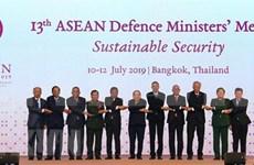 Inauguran Reunión de Ministros de Defensa de ASEAN