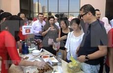 Promueven imagen de Vietnam en feria de caridad en Egipto