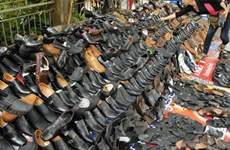 Aumenta Camboya exportaciones de calzado y artículos de viajes