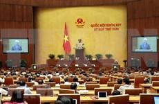 Prosigue Parlamento de Vietnam debate de diferentes leyes