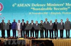 Debaten ministros de Defensa de la ASEAN temas de seguridad regional