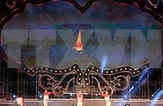 Entregan en Festival Internacional de Circo de Ha Long premios a artistas destacados