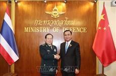 Acuerdan Tailandia y China mejorar la cooperación militar