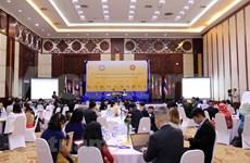 Debaten sobre medidas para promover el bienestar social y el desarrollo en la ASEAN