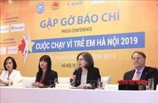 Realizarán carrera caritativa a favor de niños vietnamitas con cáncer y cardiopatía