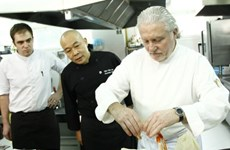 Famoso maestro de cocina francés presentará en Vietnam  la gastronomía de su país