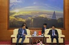 Apuesta provincia vietnamita por fomentar lazos con Israel en formación de recursos humanos
