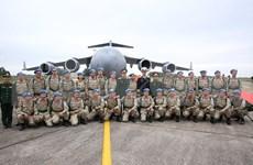 Continúa Vietnam envío de oficiales a misiones de paz en Sudán del Sur