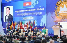 Participa Vietnam en Cumbre Asia- Pacífico 2019