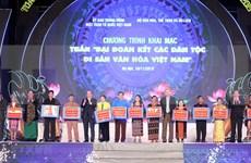 Instó primer ministro de Vietnam a consolidar la unidad nacional