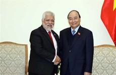 Destaca primer ministro de Vietnam contribución de embajador venezolano a las relaciones bilaterales