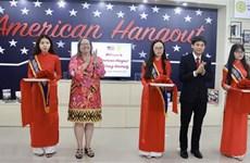 Inauguran proyecto estadounidense de aprendizaje interactivo en provincia vietnamita de An Giang