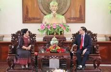 Amplía provincia vietnamita de Can Tho la cooperación con localidades camboyanas