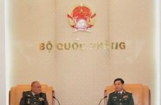 Vietnam y Camboya apoyan cooperación entre sus instituciones de defensa