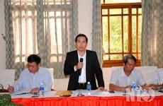 Promueve provincia vietnamita perfeccionamiento del entorno urbano