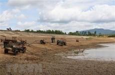 Alertan sobre consecuencias de severas sequías en países del río Mekong
