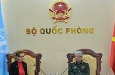 Fortalecen Vietnam y el PNUD lazos en mitigación de consecuencias de guerra
