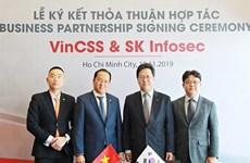 Coopera Vingroup con compañía surcoreana en el campo de ciberseguridad