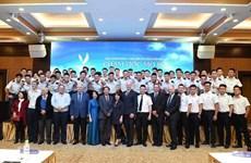 Inicia en Vietnam nuevo curso de formación de pilotos