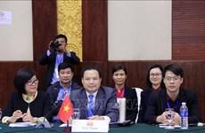 Vietnam asiste a reunión de ASEAN sobre protección social de niños vulnerables