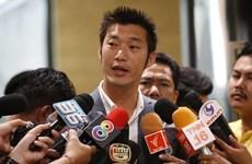 Tribunal Constitucional de Tailandia descalifica como diputado a presidente de partido opositor