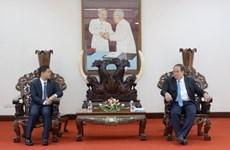Vietnam y Camboya estrechan cooperación para construir una frontera de paz