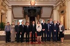 Intensificará Ciudad Ho Chi Minh la cooperación con Australia