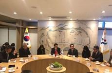 Hanoi busca impulsar la cooperación con Seúl