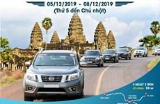 Realizarán en diciembre gran caravana empresarial de Vietnam y Camboya