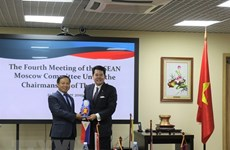 Asume Vietnam presidencia del Comité de la ASEAN en Moscú
