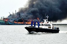 Destruirá Indonesia buques pesqueros ilegales incautados