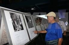 Inauguran exposición sobre víctimas de guerra en Japón y Vietnam